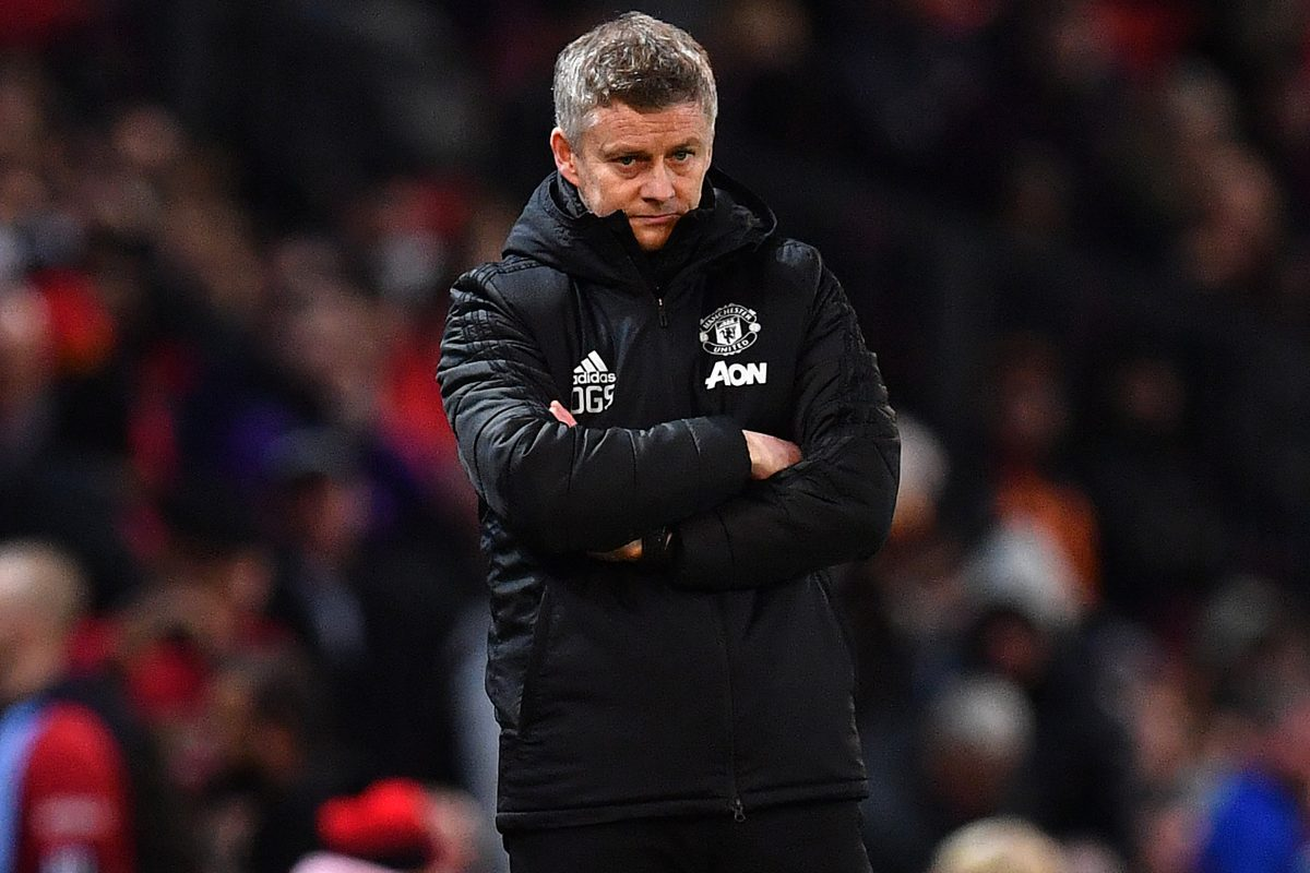 Three potential men to replace Ole Gunnar Solskjaer at Manchester United