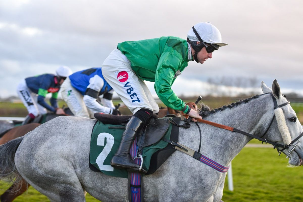EXCLUSIVE Brian Hughes: 'She's a very unexposed horse'