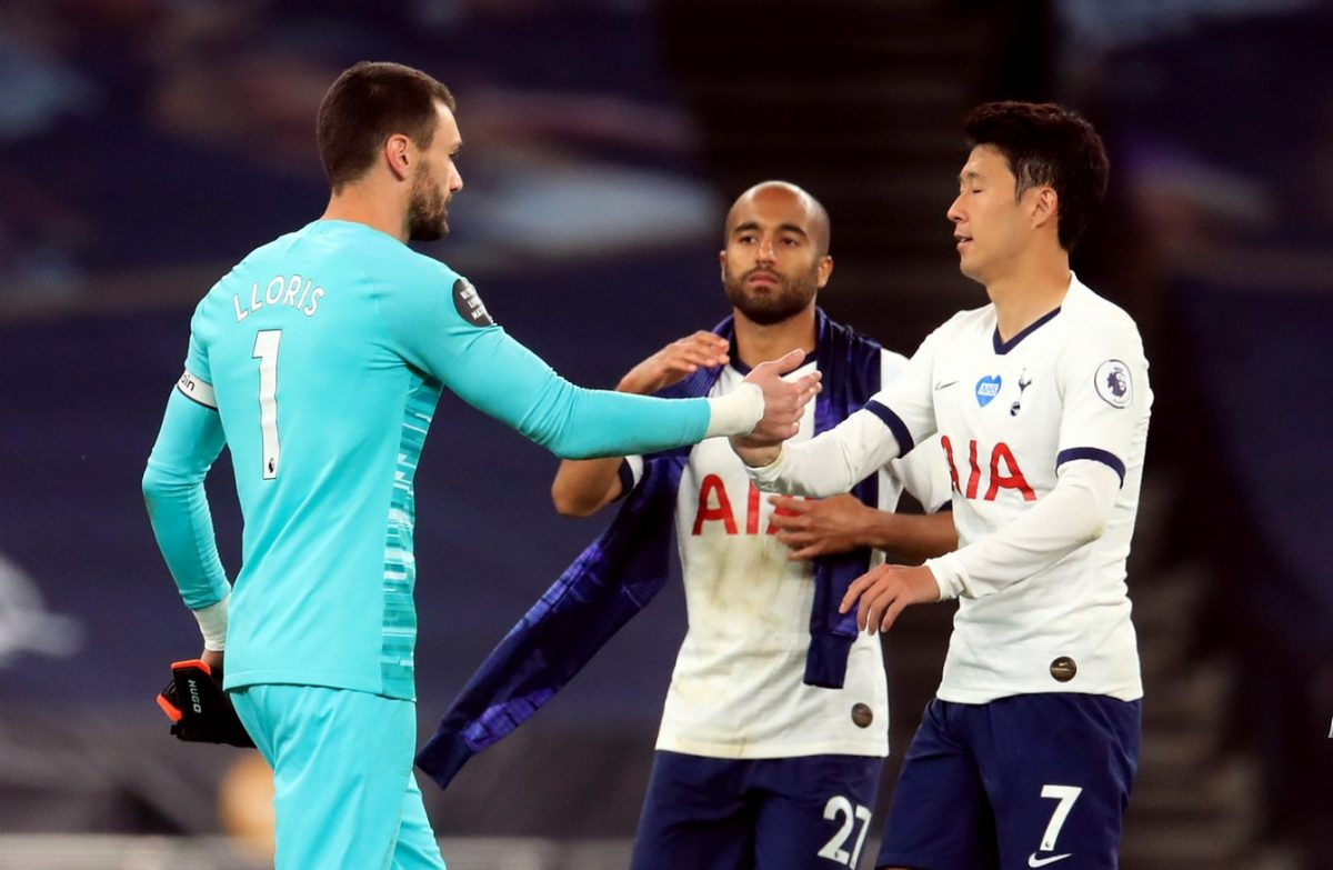 Lucas Moura claims 33-year-old Tottenham star is 'top three' in the world in his position