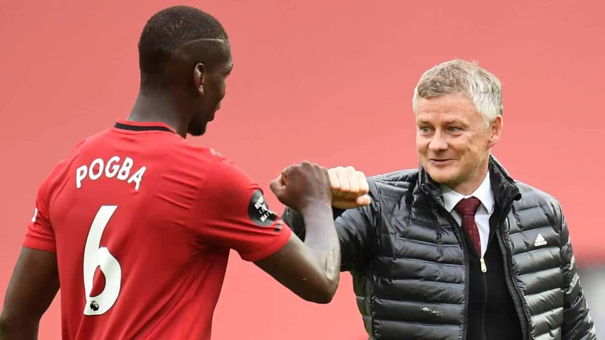 What Paul Pogba told Ole Gunnar Solskjaer after return from international duty