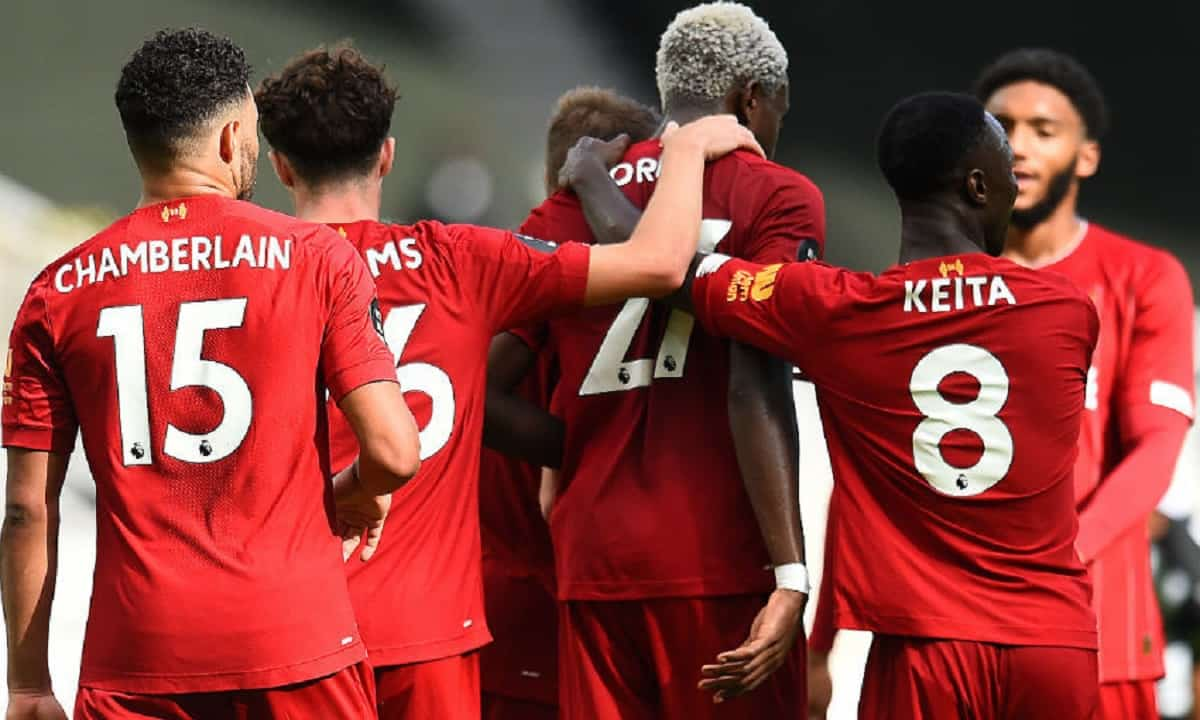 Mark Lawrenson states his prediction for Liverpool vs Leicester City