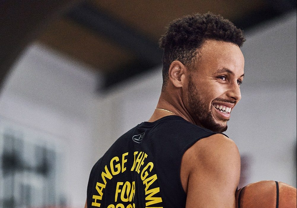 Warriors' Stephen Curry hilariously reveals his expectations this 2020-21 season