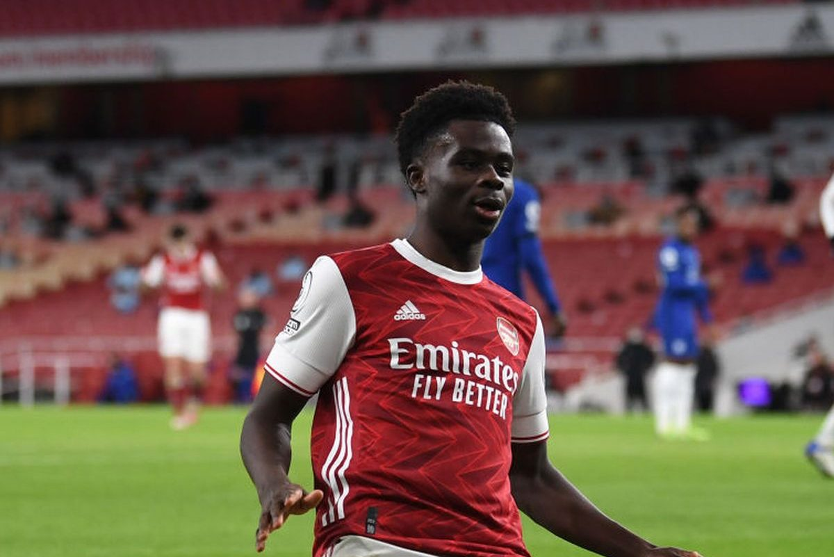 Arsenal's Bukayo Saka responds to Jack Grealish on social media after being called a liar