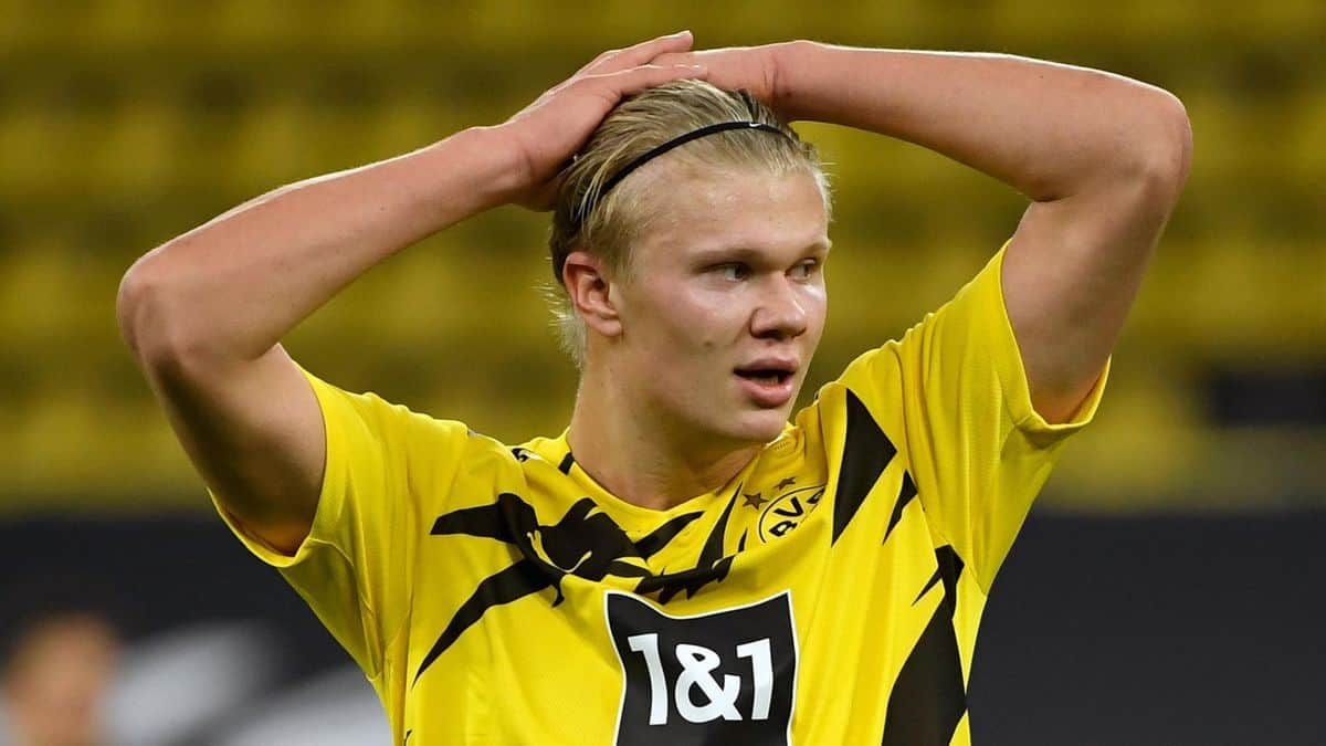 Erling Haaland makes decision on his future amid Manchester City transfer interest