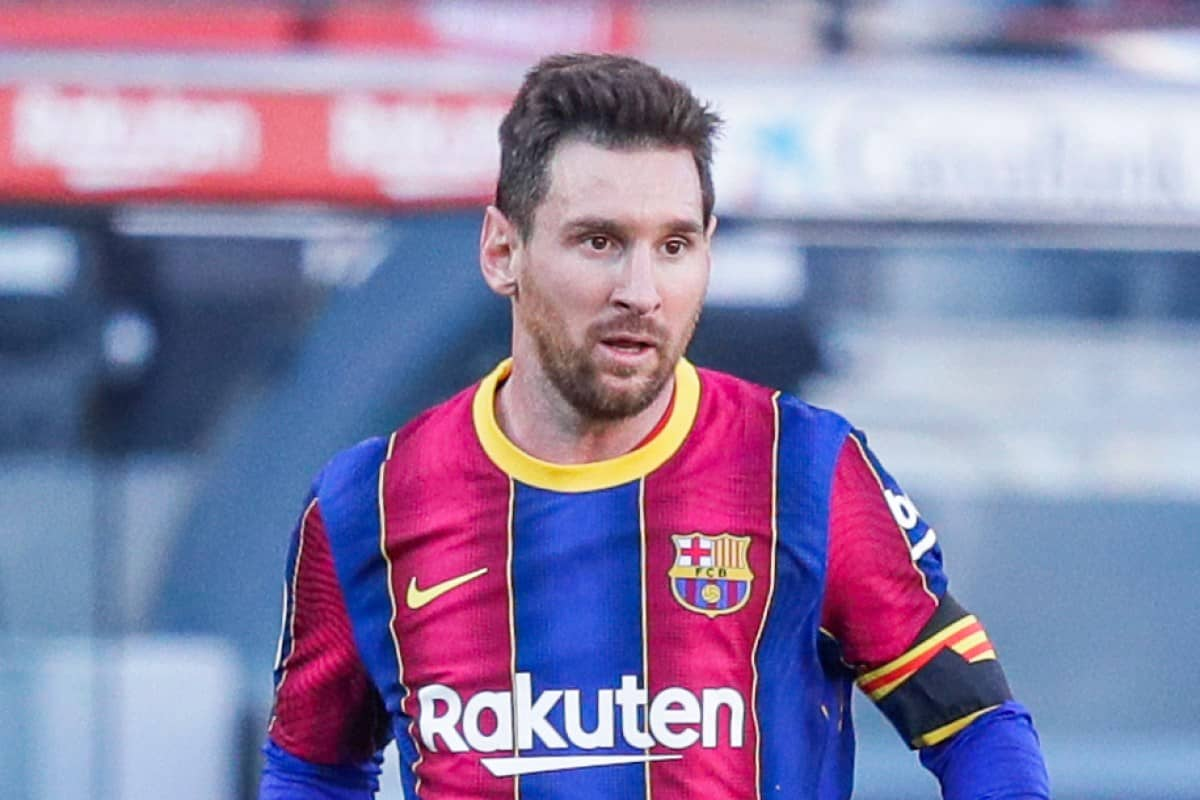 Lionel Messi tipped for major Liverpool role amid blockbuster contract talks