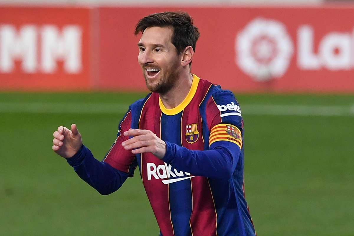 Manchester City handed major boost over Lionel Messi transfer