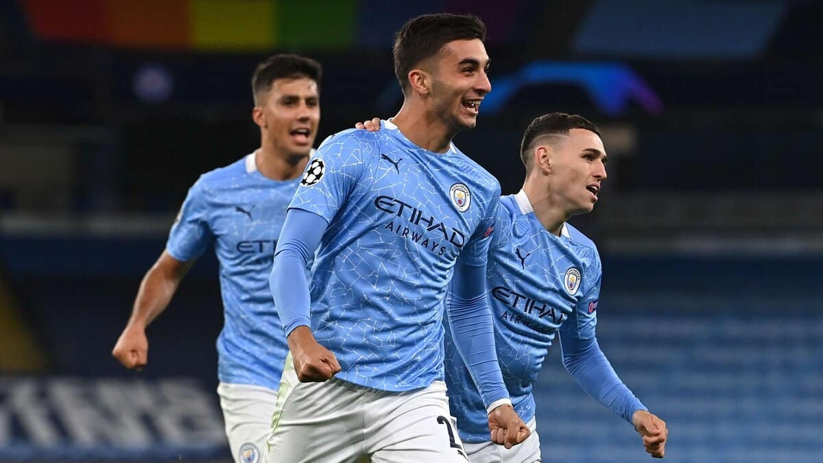 Steffen, Torres, Foden: How Manchester City could line up vs Marseille