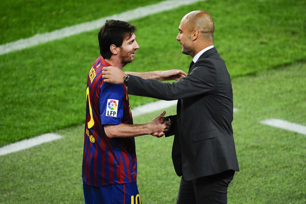 Lionel Messi opens up on his relationship with Pep Guardiola amid Manchester City transfer links