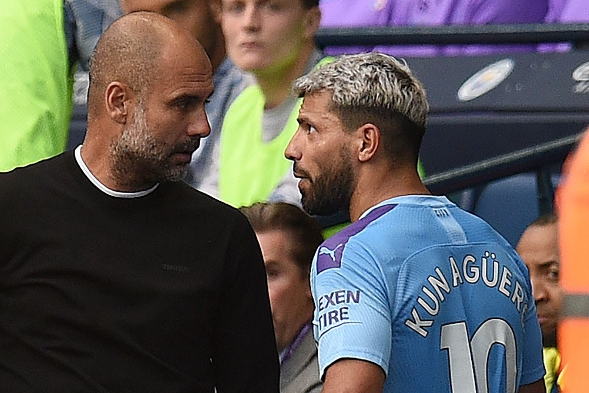 Pep Guardiola reveals exciting plan for Manchester City record holder Sergio Aguero