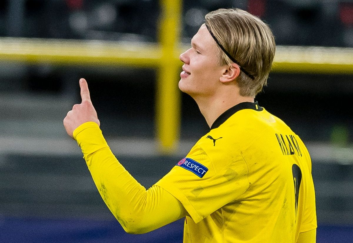 Erling Haaland transfer statement made amid growing Manchester United links
