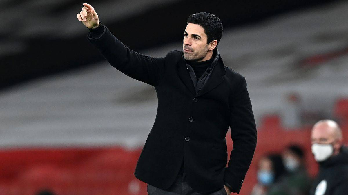 Mikel Arteta reveals what Arsenal lacked during Crystal Palace draw