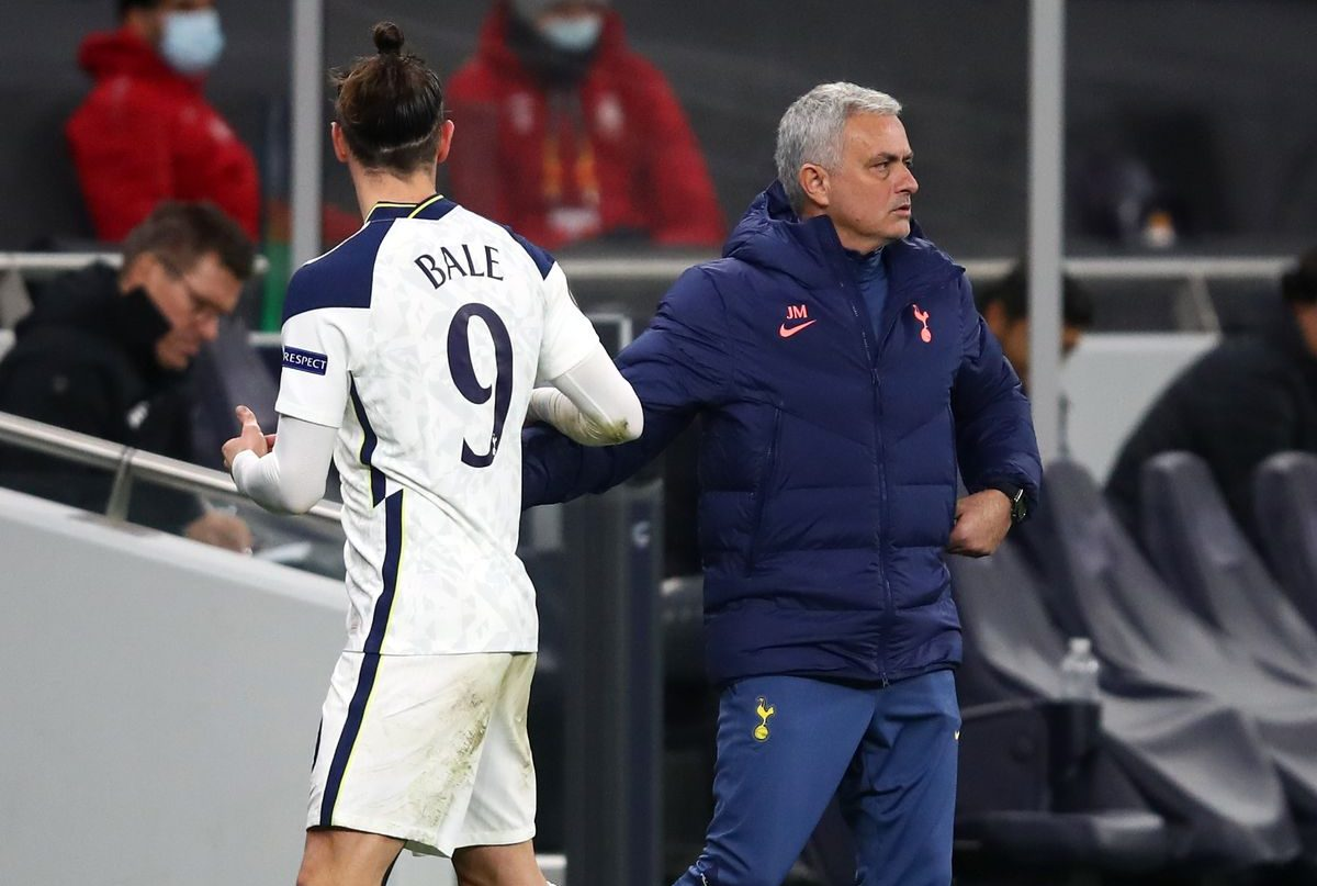 What Gareth Bale has told Jose Mourinho ahead of Marine FA Cup tie