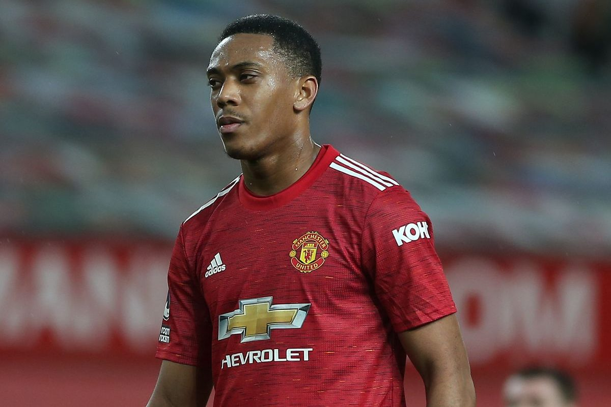 Anthony Martial sends a message after criticism in Manchester United's defeat to Sheffield