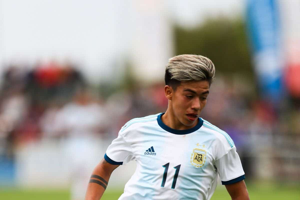 Manchester City keen to sign Argentina talent labeled 'Mini Messi' for £10million