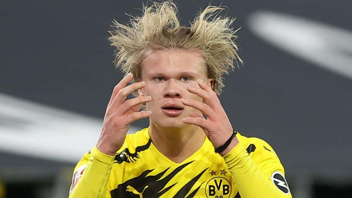 Chelsea provided boost over dream Erling Haaland transfer