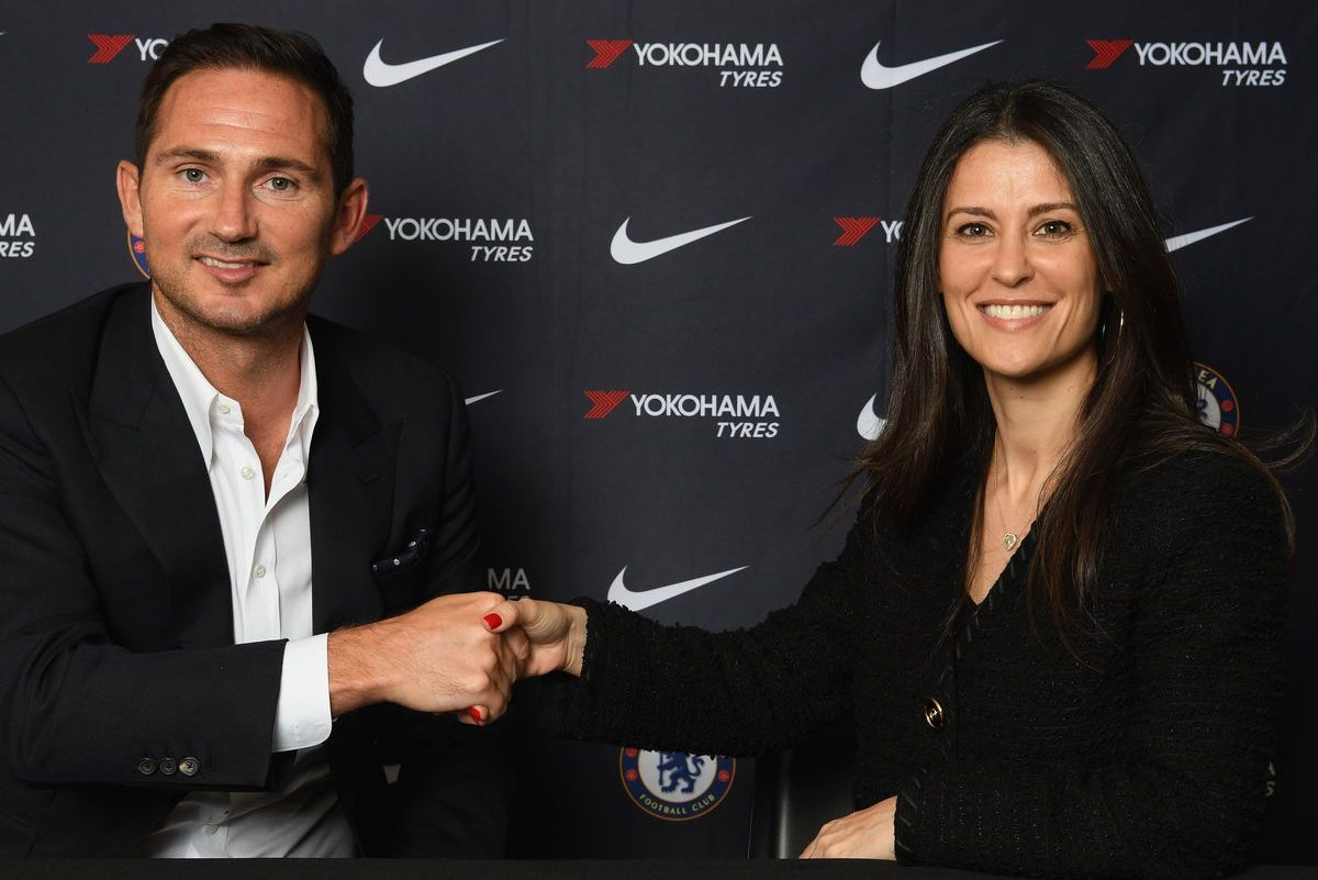 Marina Granovskaia and Chelsea board make their stance on club's poor form as Frank Lampard under pressure