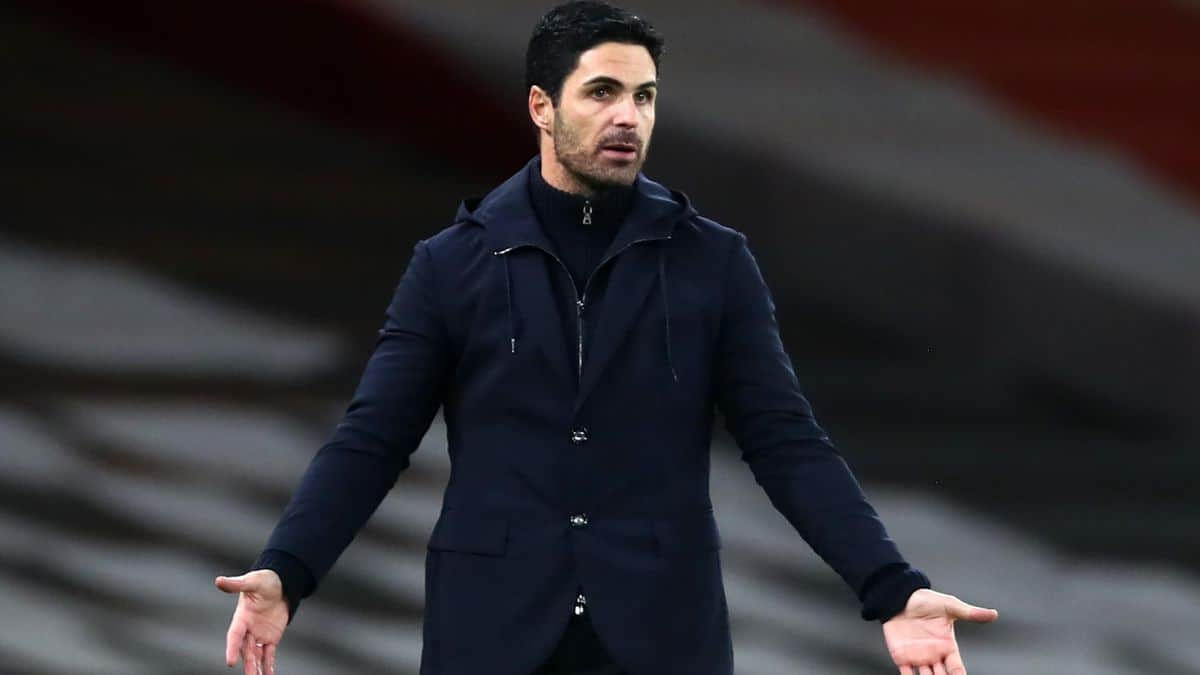 Mikel Arteta sends clear message to Arsenal board over January transfer business