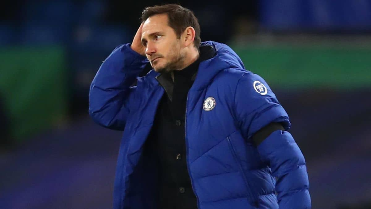 Frank Lampard promotes five Chelsea youngsters in first team training