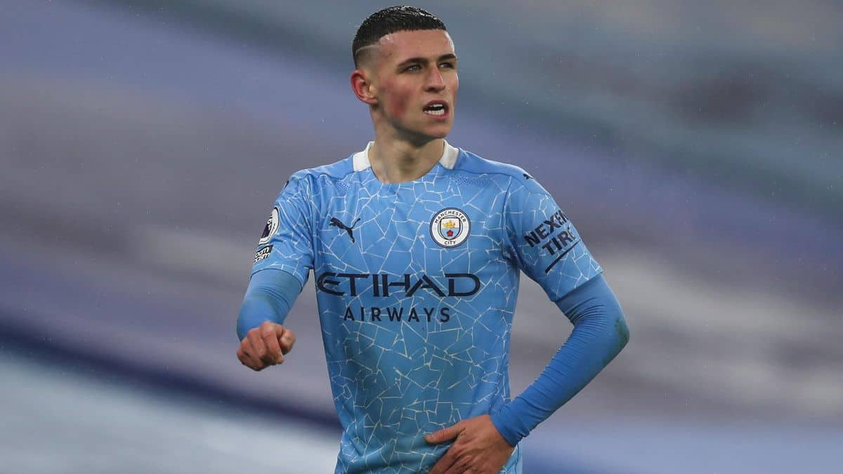 Phil Foden earns a new nickname after impressive Manchester City vs Brighton performance