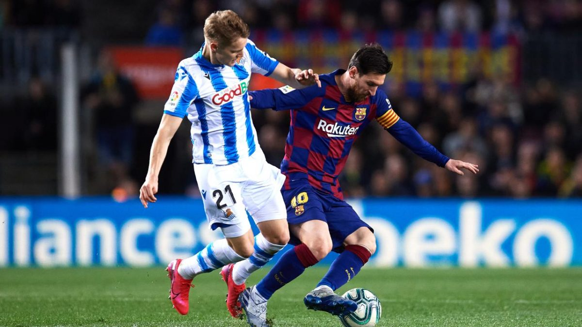 "Mikel Arteta makes ""Lionel Messi level"" claim over Martin Odegaard"