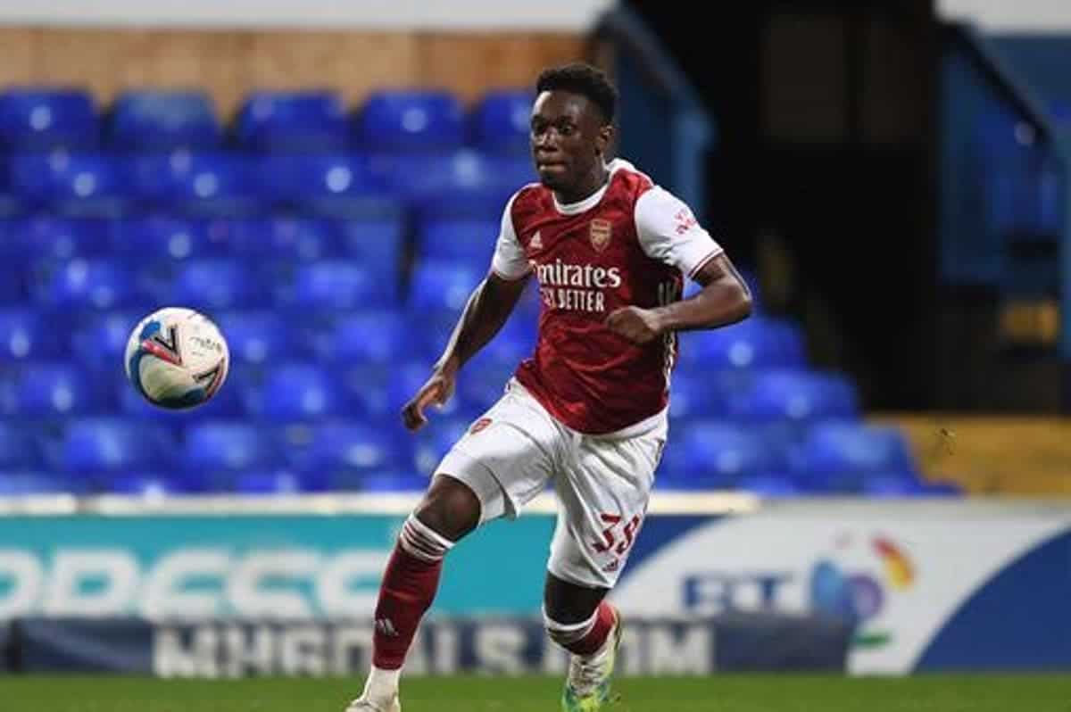 Arsenal youngster Folarin Balogun sends clear message to Mikel Arteta immediately after Southampton loss