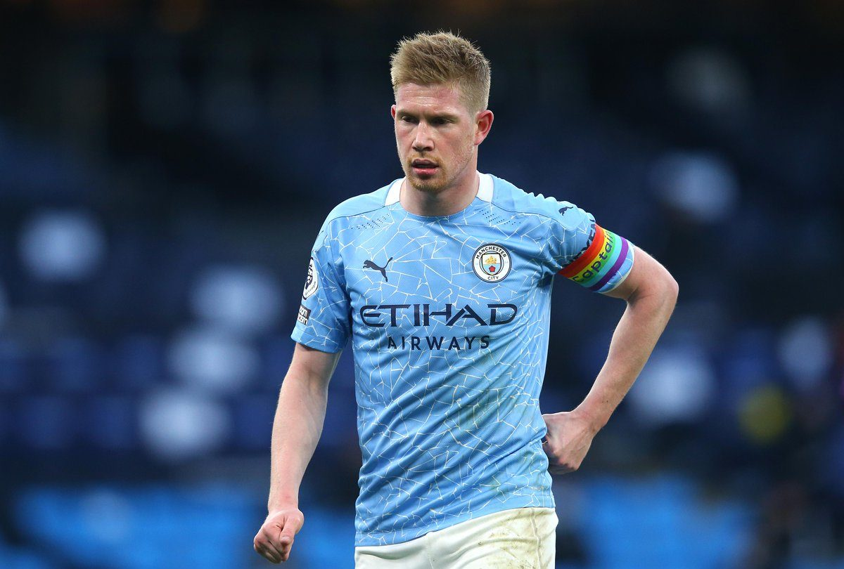 Kevin De Bruyne set to turn down Manchester City's contract offer