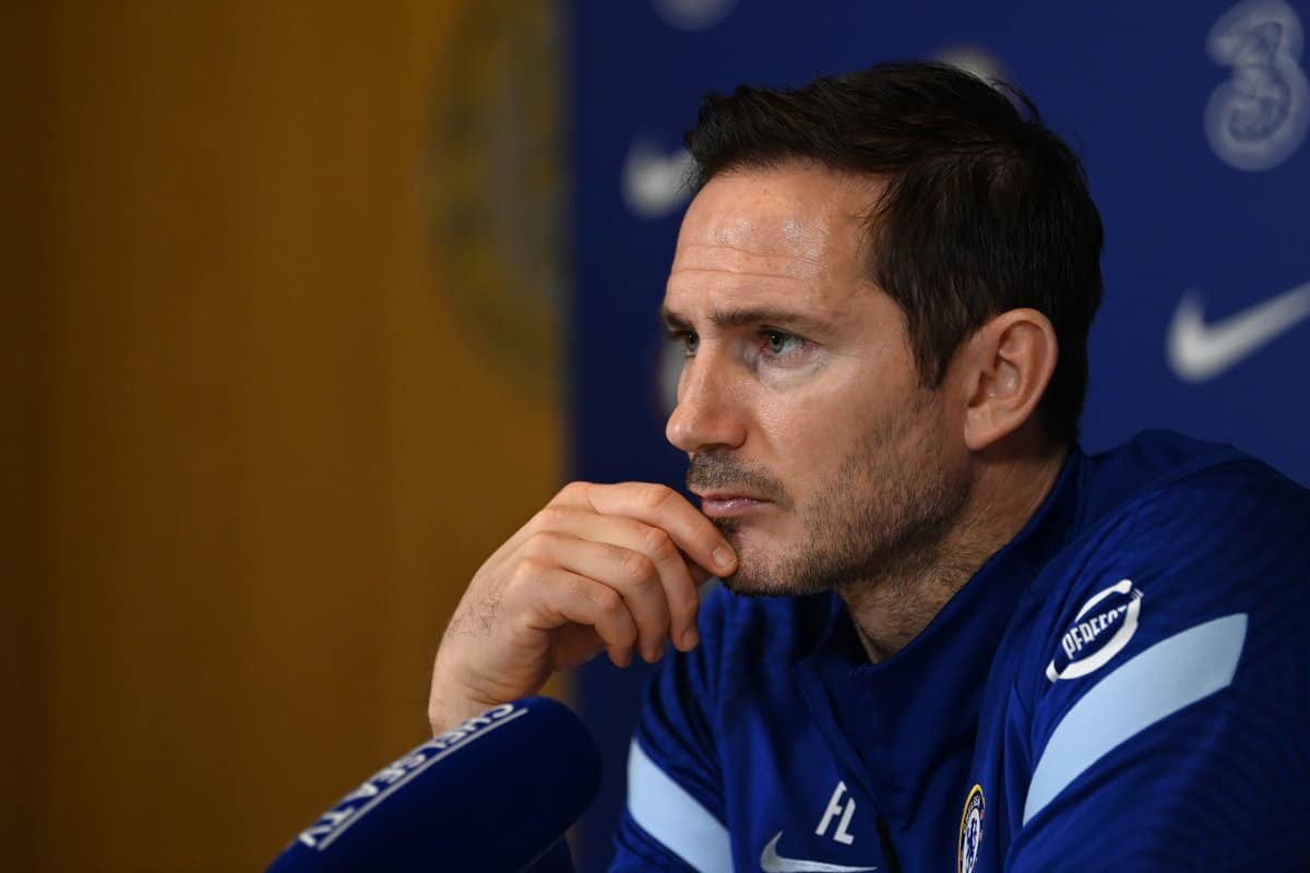 Press Conference: Frank Lampard on Kepa's future and more