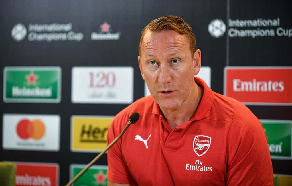 Ray Parlour former Arsenal player