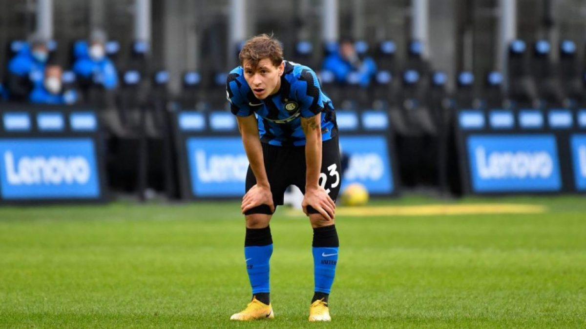 Nicolo Barella linked with a move to Spurs