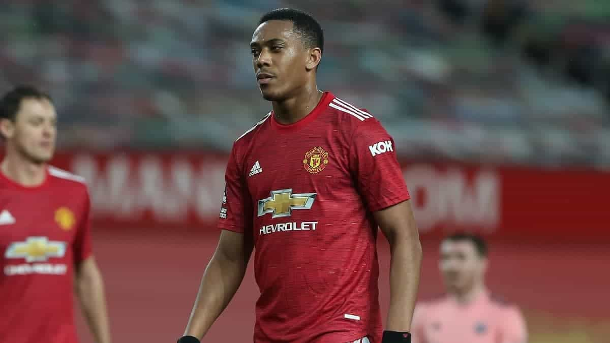 Ole Gunnar Solskjaer speaks out on Anthony Martial amid criticism after Sheffield United defeat