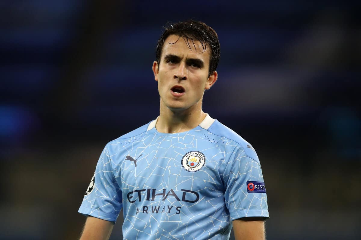 Pep Guardiola reveals the situation over Eric Garcia transfer move to Barcelona