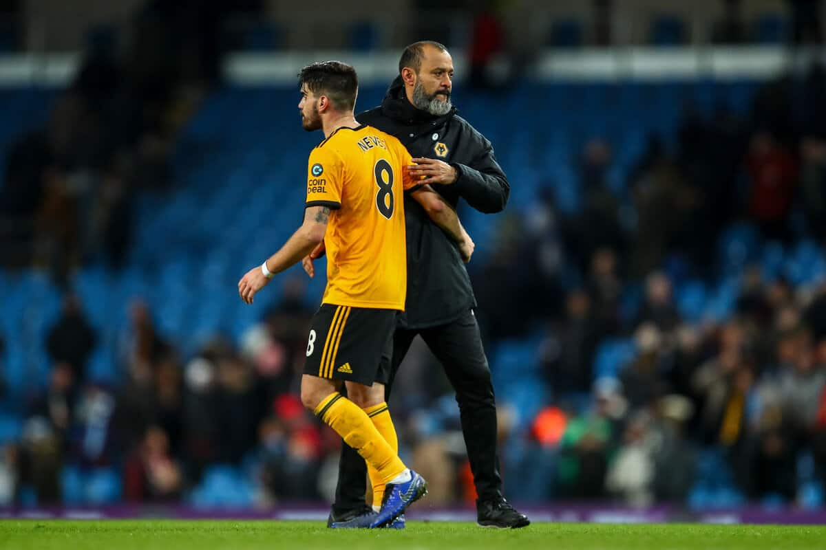 Ruben Neves reveals how Wolves must improve