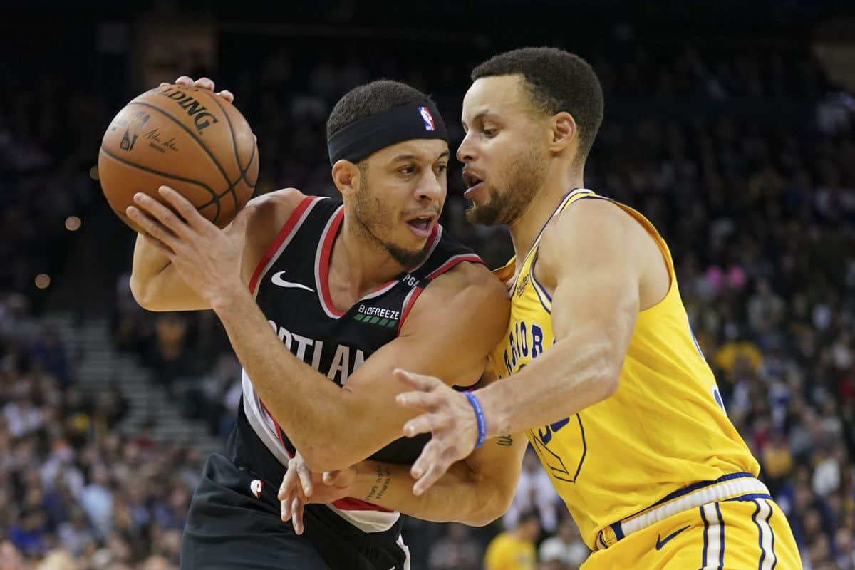 Seth Curry joins brother Stephen Curry with ongoing ankle injury