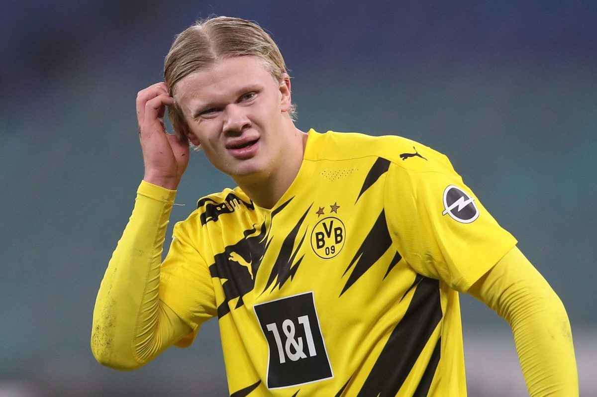 Ole Gunnar Solskjaer makes exciting admission over Manchester United's interest in Erling Haaland
