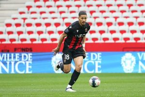 William Saliba is currently on loan at Nice from Arsenal