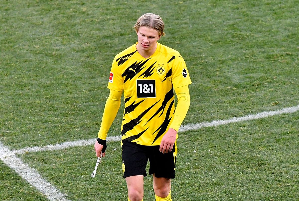 Ole Gunnar Solskjaer makes exciting admission on Erling Haaland amid Manchester United links