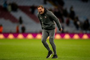 Ralph Hasenhuttl in charge at Southampton