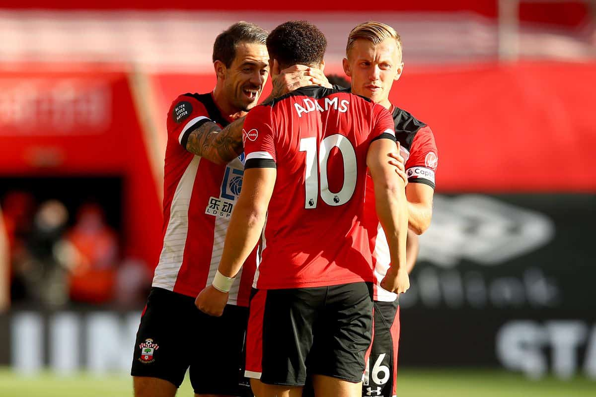 How Southampton squad would look like if all out of contract players leave in the summer