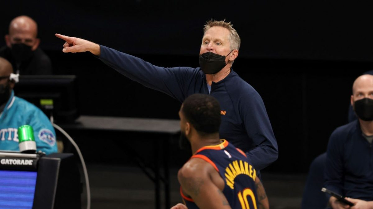 Steve Kerr provides update on Stephen Curry ahead of Knicks game