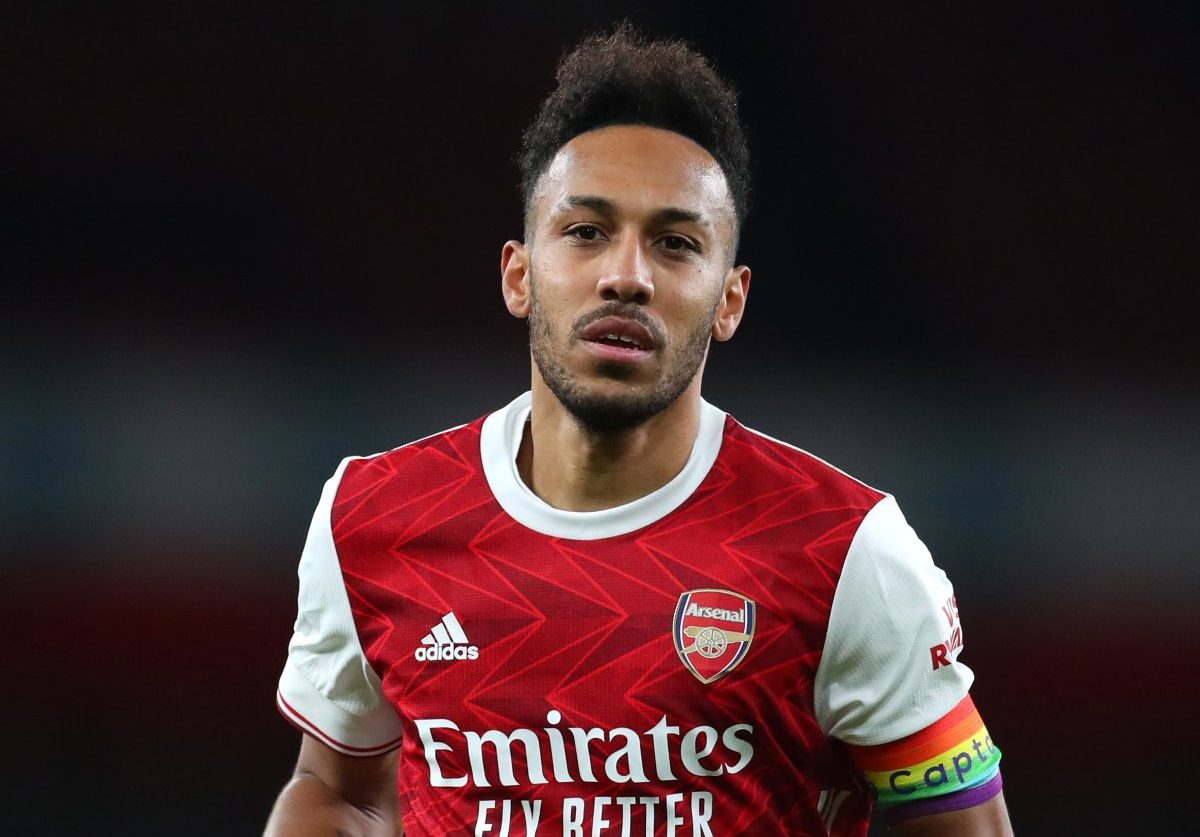 Arsenal set to investigate Aubameyang over breaking Covid-19 protocols