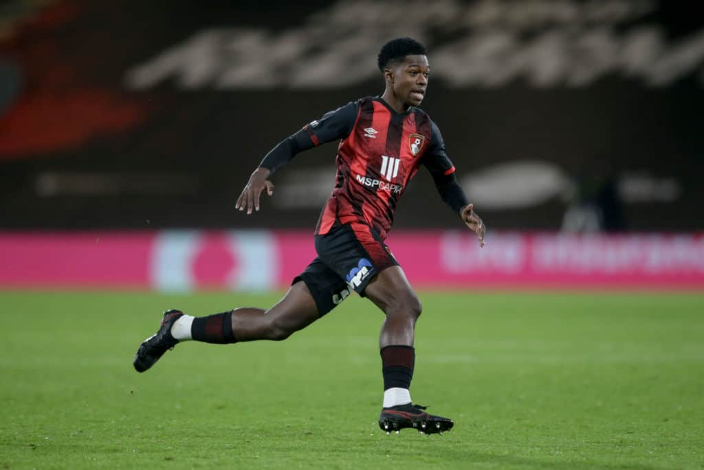 Arsenal in pole position to sign schoolboy winger from Bournemouth