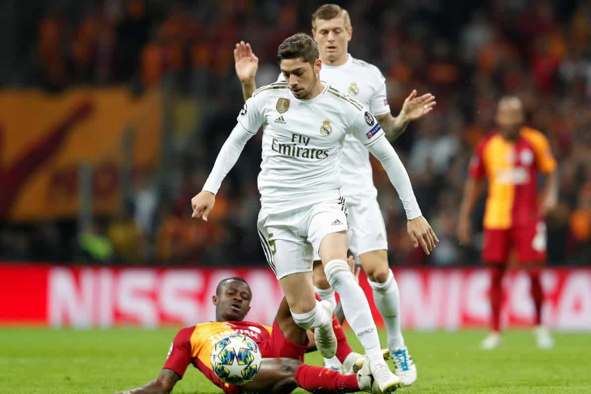 Manchester United keen on signing Real Madrid midfielder as Paul Pogba replacement
