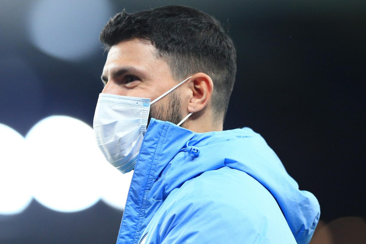 Four clubs make contact with Manchester City's Sergio Aguero over free transfer
