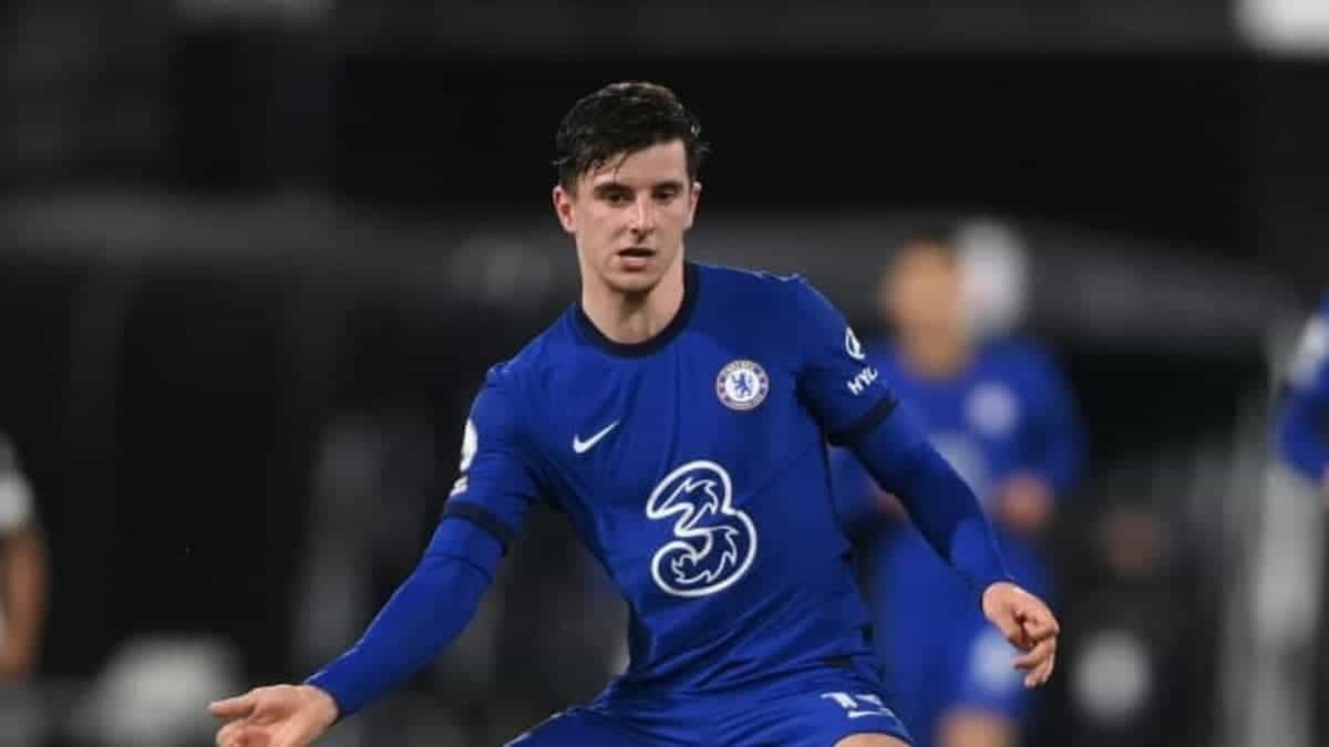 Mason Mount sends a message following Chelsea's 2-0 victory over Burnley