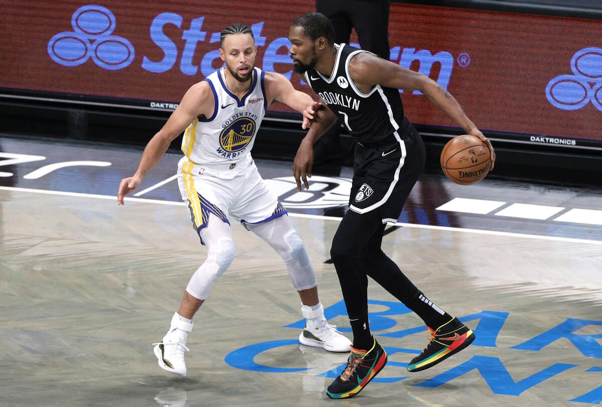 Stephen Curry reveals what can happen when Kevin Durant returns for the 1st game back in Bay vs Warriors