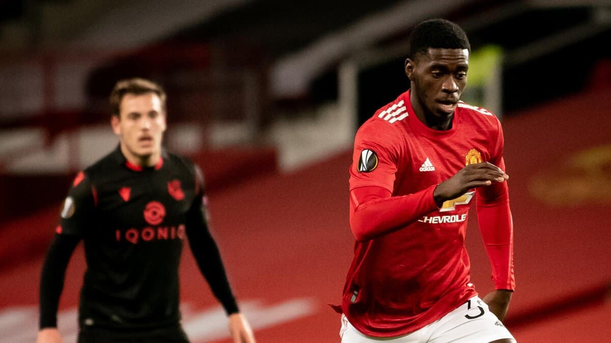 Axel Tuanzebe sends message to Ole Gunnar Solskjaer after new Manchester United role