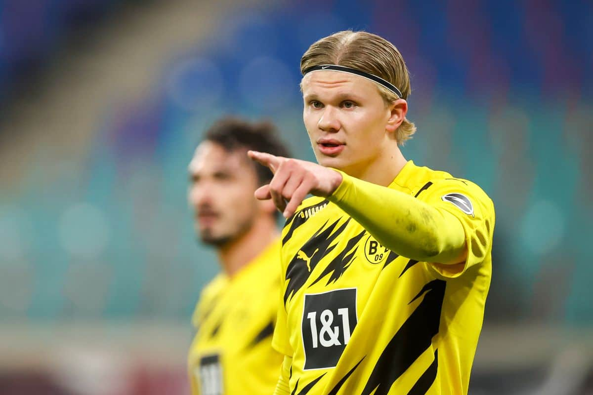 Erling Haaland told why should sign for Manchester City instead of Manchester United