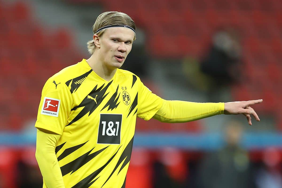 Erling Haaland definitely wanted by Man United, claims Romano