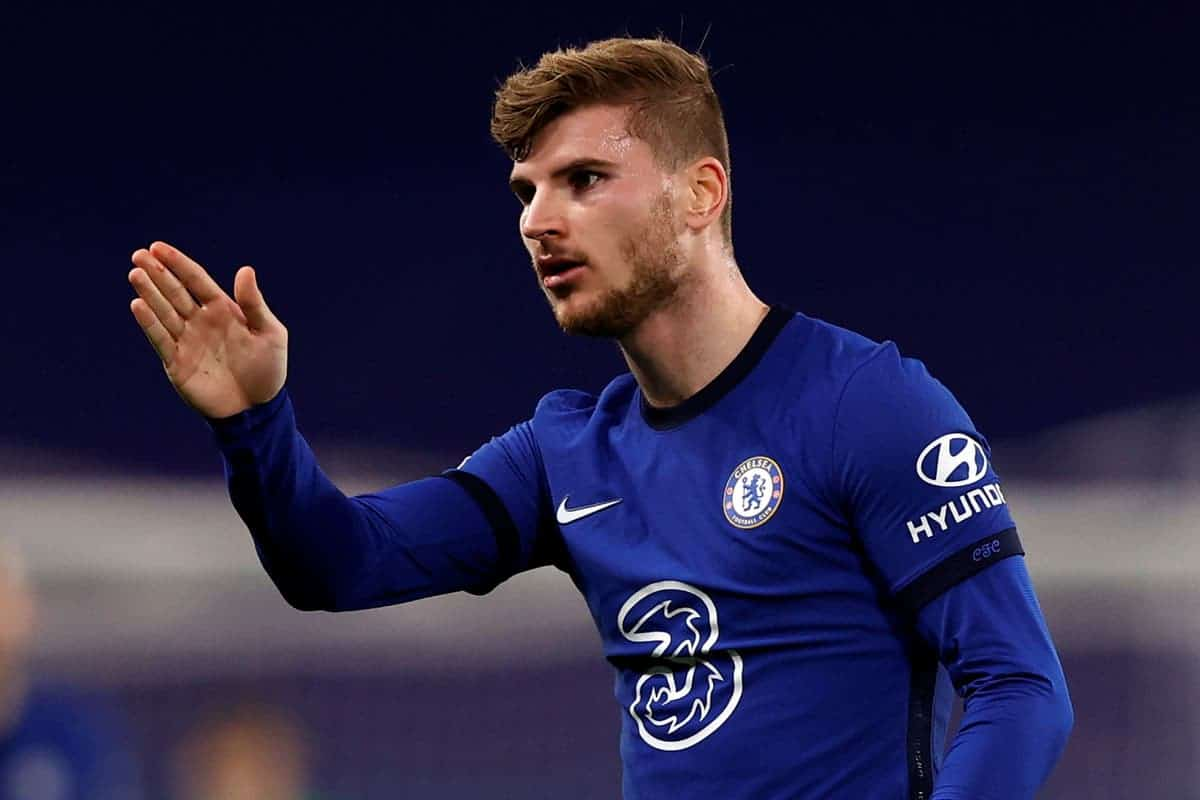 Timo Werner could make sensation exit from Chelsea this summer
