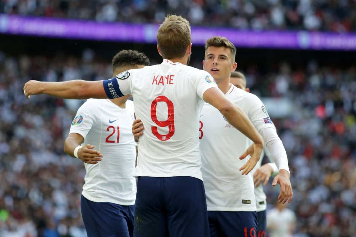 Euro 2020: How England strongest XI would look like with Kane, Mount and Stones